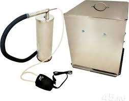 <b>Коптильня Дым Дымыч</b> модель <b>02М</b> - дымогенератор+емкость ...