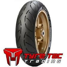 Motorcycle Wheels & Tyres 75W <b>Metzeler Sportec M7 RR</b> ...
