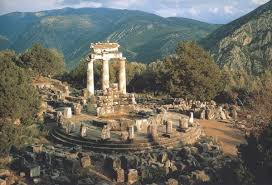 art study guide for final western civilizations hohmann at image plz 036 circular temple delphi early 300sbc for term side of card