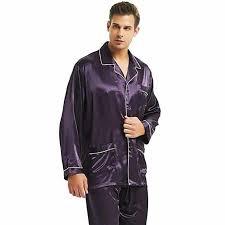 Best <b>Men's Silk Satin</b> Pajamas Sets Reviews (Buyer's Guide, 2019)