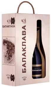 Игристое <b>вино Набор</b> игристых <b>вин</b> Balaklava (2 btl.), <b>Золотая</b> ...