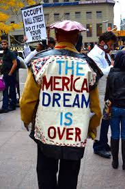 Image result for american dream is over