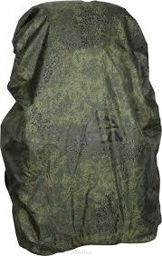 """<b>Накидка на рюкзак</b> """"<b>Сплав</b>"""", цвет: зеленый, 40-60 л — купить в ..."""