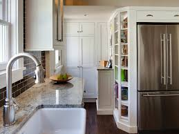Kitchen Small Spaces Very Small Kitchen Ideas Pictures Tips From Hgtv Hgtv