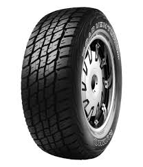 Recent all-terrain pattern extends <b>Kumho</b> 4×4 range : Tyrepress