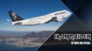 <b>Iron Maiden</b> - Ed Force One Special - YouTube
