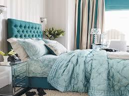 tufted headboard chabby chic bedding pastel blue colors blue shabby chic bedding
