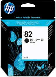 <b>HP</b> Original <b>82 Black</b> Ink Cartridge (69 ml): Amazon.co.uk: Office ...