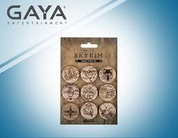 <b>Набор значков Skyrim</b> Regions