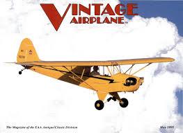VA-Vol-23-No-5-May-1995 by EAA <b>Vintage</b> Aircraft Association - issuu
