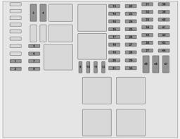 vauxhall vivaro ii 2014 2016 fuse box diagram auto genius vauxhall vivaro ii 2014 2016 fuse box diagram