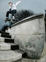 the scene london mise en scene king chris jones fakie kickflip to switch crooks on st pauls chalky blocks
