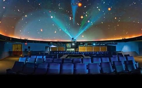Planetarium @ TIM