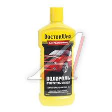 DW5673 <b>Полироль DOCTOR WAX очиститель</b> стекол 300мл ...