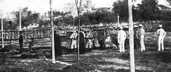 「アンドレス・ボニファシオ処刑」の画像検索結果