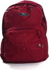 рюкзак городской ibag бордо цвет бордовый 18 л