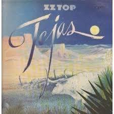 <b>ZZ Top</b> - <b>Tejas</b> (1976) (With images) | Rock album covers, Album ...