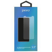 <b>Защитное стекло PERO 2D</b> универсальное 5.5 — купить в ...