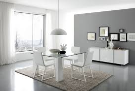 astonishing modern dining room sets:  home design modern white dining room chairs awesome modern dining room intended for contemporary dining
