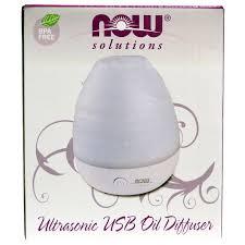 Now Foods, <b>Solutions</b>, <b>USB Oil Diffuser</b>, 1 Diffuser | Товары для ...