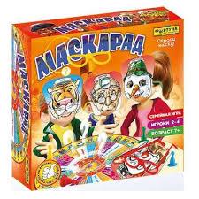<b>Настольная игра</b> Маскарад. <b>Фортуна</b> (отзывы, правила, цены ...
