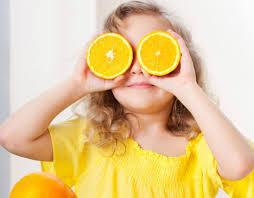 Image result for أكل البرتقالة