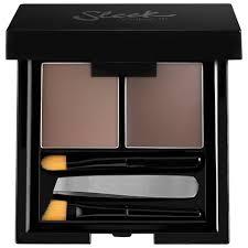 <b>Sleek MakeUP Brow Kit</b> - Dark 3.8g   Free Shipping ...