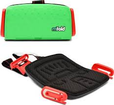 <b>Автокресло Mifold the Grab</b>-and-<b>Go</b> Booster <b>seat</b> Lime Green ...