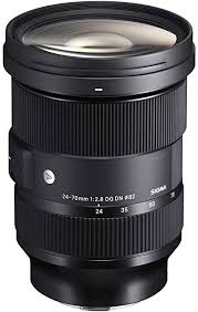 <b>Sigma 24</b>-<b>70mm F2</b>.<b>8 DG</b> DN Art Sony E Mount 578965: Amazon.co ...
