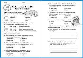 Reading Comprehension Multiple Choice Worksheets | Mreichert Kids ...Reading Comprehension Multiple Choice Worksheets #2