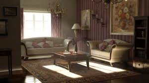 table chandeliers classic white ideas brown  interiorsimple decorate classic living room design ideas with white s