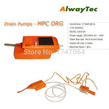 <b>MPC ORG</b>/ <b>MPC RED Air conditioner</b> Condensate Drain Pump ...