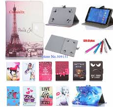 Universal 10 inch <b>Tablet Case PU Leather</b> Stand <b>Cover Case</b> For ...