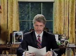 a behind the scenes video shows what former president bill clinton was like before bill clinton oval office