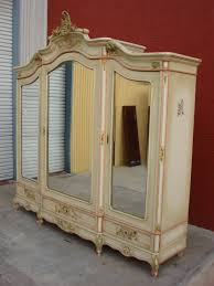 french antique armoire wardrobe shabby chic louis xv antique furniture antique armoire furniture