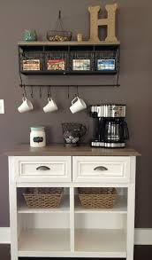 love my latest pinterest project coffee station i need a house with space for this by chrissy luke on attractive coffee bar home 4
