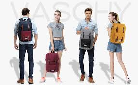 <b>Backpack</b> for <b>Men Women</b>,Vaschy Casual Water-resistant College