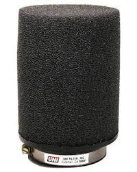 black foam air filter cleaner sponge replacement for honda cg125 moped scooter dirt bike motorcycle