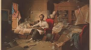 lincoln issues emancipation proclamation sep 22 1862 history com cc settings