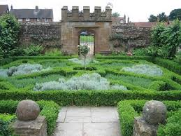 French and English Gardens of the Middle Ages