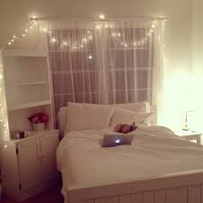 pictures simple bedroom: simple bedroom fairylights draped around the back of the bedroom home pinterest bedroom simple cosy bedroom and xmas lights