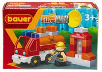 <b>Конструктор BAUER Fireman</b>,пож.машина с цистерной 738 ...