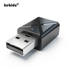Mini Portable Wireless USB <b>Bluetooth</b> 5.0 <b>Audio</b> Receiver Adapter ...