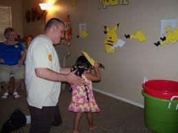 Pokemon Bedroom Decor The Creative Party Mom Pokemon Party Adams 9th Birthday