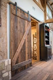 Sliding Barn Doors Classic Sliding Barn Door Heritage Restorations