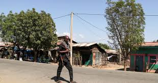 Ethiopia: Tigray forces target airports, threaten Eritrea | Conflict ...