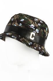 <b>Панама CAYLER &</b> SONS Flowers Bucket Hat (Mc/Gold, S/M ...