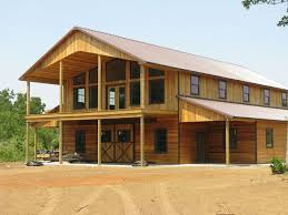 brath  Pole barn house kits texasPole Barns   Living Quarters