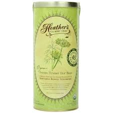 Heather's <b>Tummy Teas Organic</b> Fennel Tea Bags (45 Jumbo ...