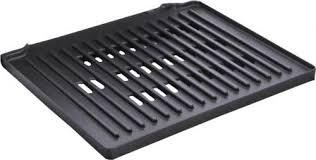 <b>Пластина сменная Steba</b> PL for FG 95 grill down чёрный <b>нижняя</b> ...